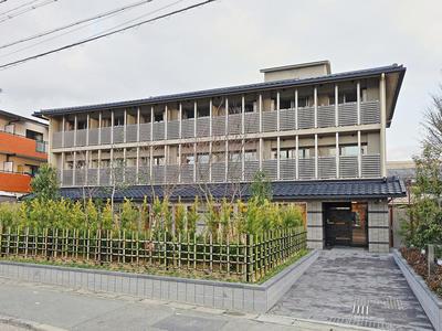 「学生会館 Uni E´meal京都高野」外観.jpg